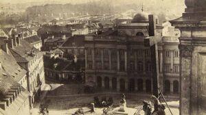 Warszawa sprzed 150 lat
