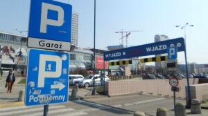 Podziemne parkingi znów opóźnione. Warszawa ściągnęła posiłki z Gdańska
