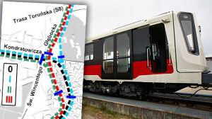 Metro na Targówek i Białołękę? Trzy nowe warianty