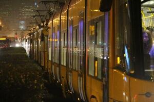 Czeska rewolucja zabrała nocne kursy tramwajów