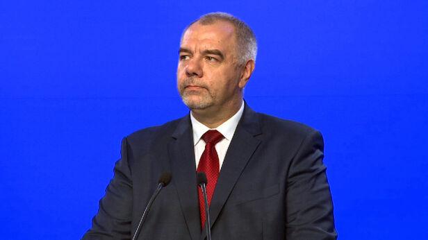 Jacek Sasin kandydat PiS na prezydenta Warszawy TVN 24