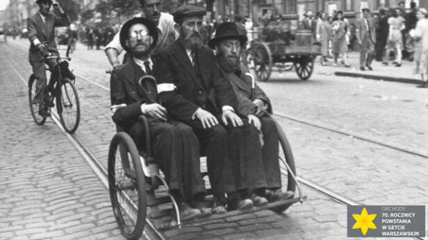 Rada Warszawy oddała hołd bohaterom powstania w getcie warszawskim Żydowski Instytut Historyczny