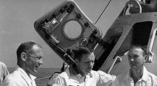 Mija 45 rocznica misji Apollo 11