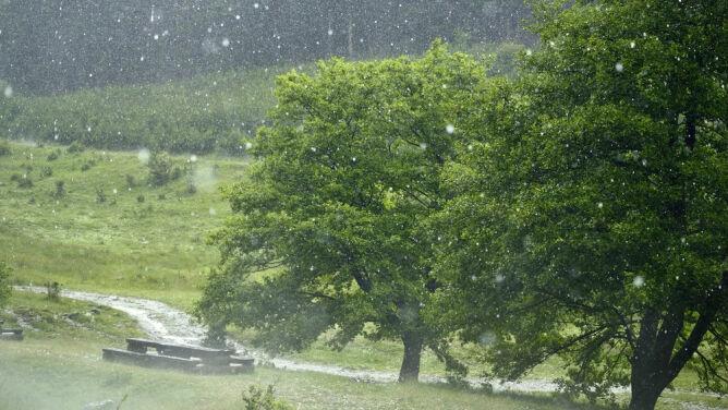 Pogoda na 5 dni: i burze z gradem, i pełnia słońca