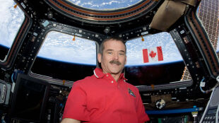 Hadfield idzie na emeryturę. Wróci do Kanady - tak, jak obiecał żonie 30 lat temu