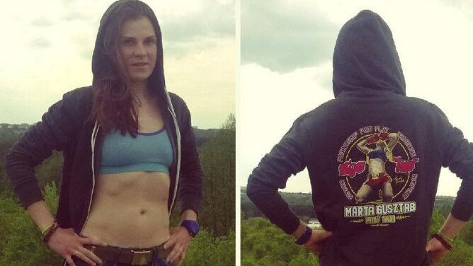 Weganka mistrzynią boksu tajskiego
