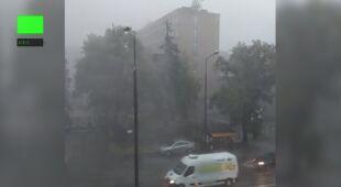 Burza w Radomiu